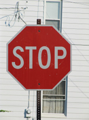 Stop Sign Picture 1